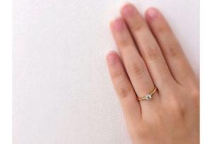 【金沢市】家族から受け継いだダイヤモンドを婚約指輪にリフォーム