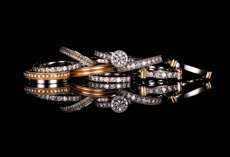 【静岡・結婚指輪】オシャレなおふたりに贈る「DOUBLE STANDARD CLOTHING」のブライダルリングをご紹介