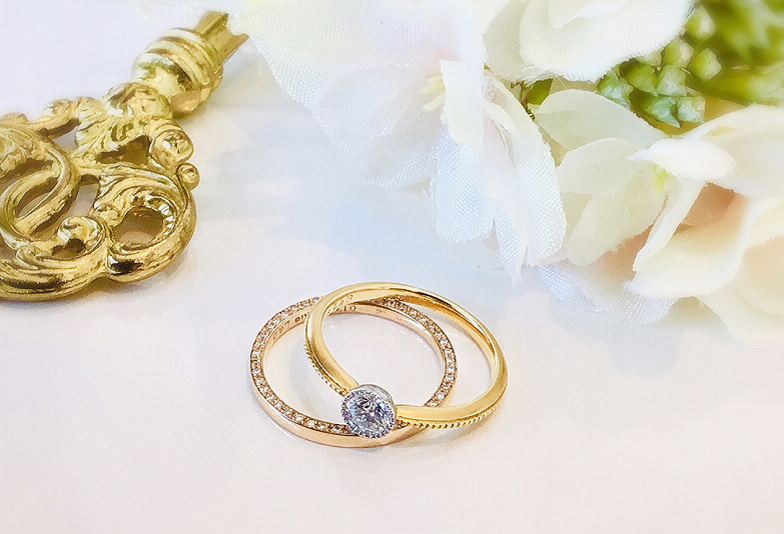 【米沢市】知っておきたい婚約指輪♡毎日着けたままOKなデザイン!