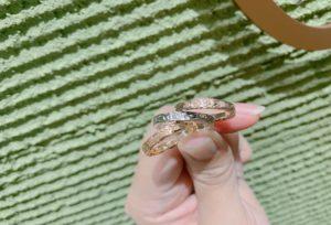 【梅田・京都】本格的ハワイアンジュエリーの結婚指輪(リング)を探すにはブライダル専門店がおすすめ