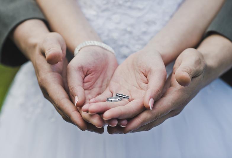 【加古川市】婚約指輪・重ね付けしても可愛い指輪を選びたい!