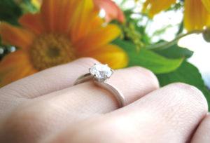 【福島市】婚約指輪のデザインは4タイプ♡