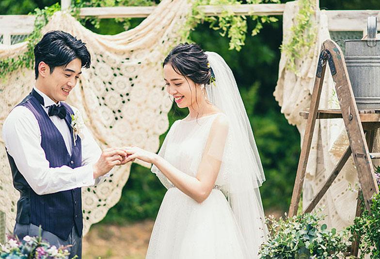 【浜松市】レトロでナチュラルとってもお洒落なウェディング~花嫁レポート~