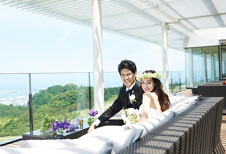 【静岡市】私が結婚式場で日本平ホテルを選んだ理由