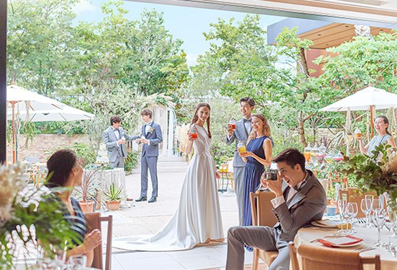【静岡市】東静岡駅からすぐの結婚式場ラピスアジュールが人気なわけ!