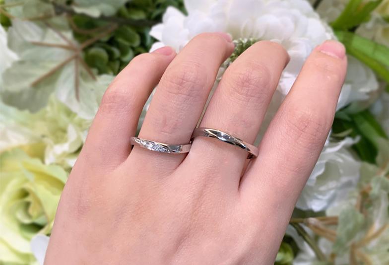 【富山市】人気の結婚指輪デザイン!ウェーブタイプの魅力とは?