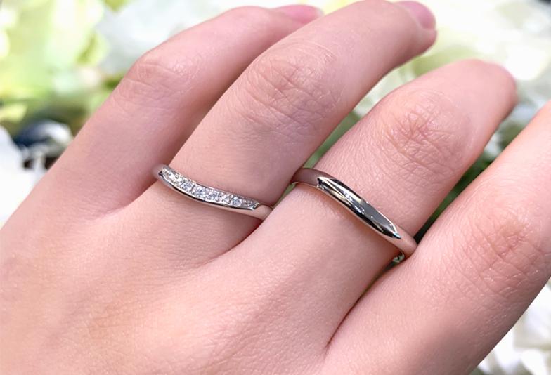 福井市ベルでオススメの結婚指輪ロイヤルアッシャー