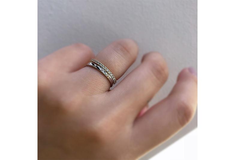 【金沢市】結婚指輪、幅によって着け心地が変わるんです…!