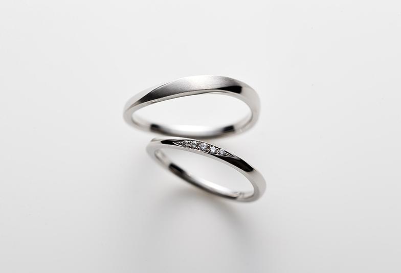 【金沢市】パラジウムで作る結婚指輪