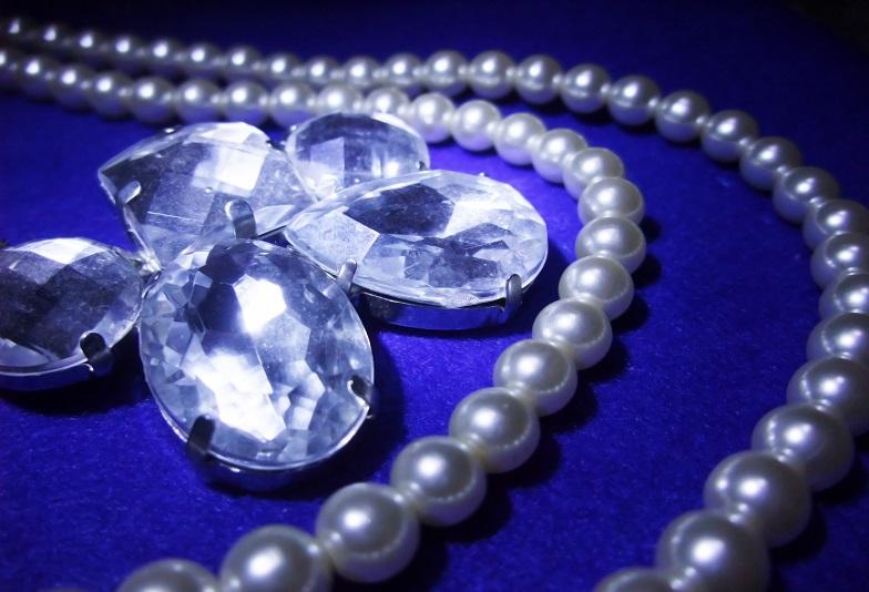 【石川県小松市イオンモール】あこや真珠ネックレス[グレーパール]がお洒落!