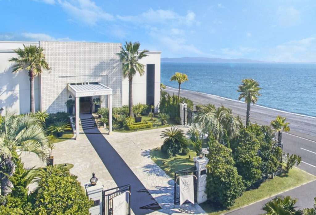 【静岡市】海もガーデンも堪能できる結婚式場 ベイサイド迎賓館