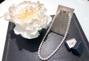【福井市エルパ】使っていない真珠ネックレスのオススメリメイク!