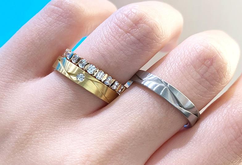 【富山市】結婚指輪選び!知っておきたい鍛造製法のメリット・デメリットとは?