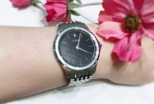 【石川県】小松市 世界最薄の腕時計『 CITIZEN ~Eco-Drive One~ 』