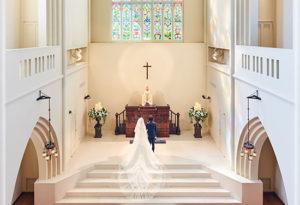 【浜松市】思い出の原点で。ずっと憧れていた大聖堂で挙式ができました。~ウェディングレポート~