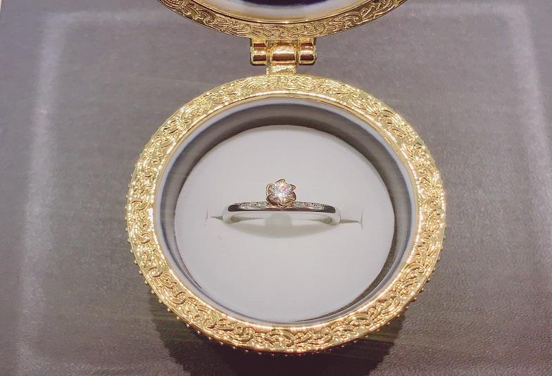 【梅田・京都・和歌山】彼からもらいたい世界感あふれるディズニー(Disney)の婚約指輪