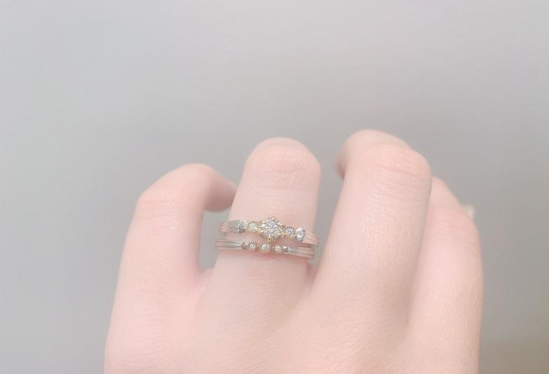 ベルの婚約指輪正規取扱店はgarden梅田