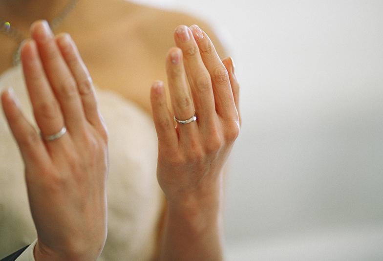 【金沢市】結婚指輪の鋳造リングと鍛造リングって?