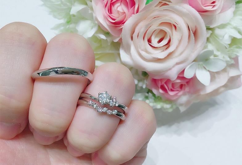 【浜松市】婚約指輪の使用頻度を増やす 結婚指輪の選び方とは?