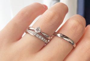 【金沢市】婚約指輪と結婚指輪の意味