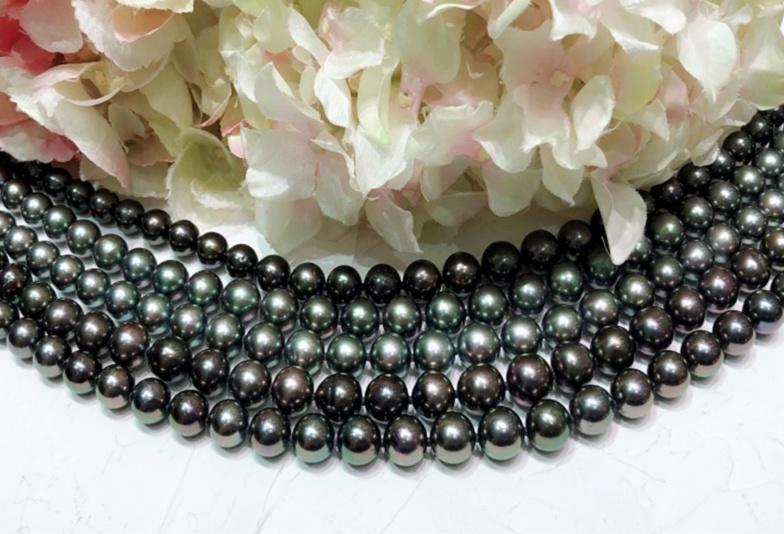 【福井市】大人の女性に人気!黒い真珠、その魅力とは?