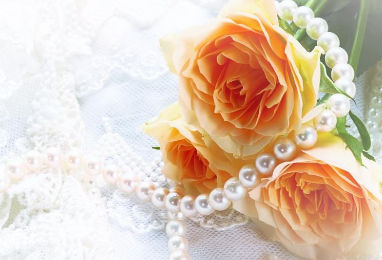 【郡山市】どう選ぶ?結婚式で身に着けるネックレスのマナー