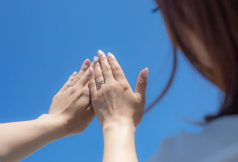 """【金沢・野々市】入籍前の結婚指輪探し!""""婚姻届+結婚指輪""""で写真を撮るには?"""