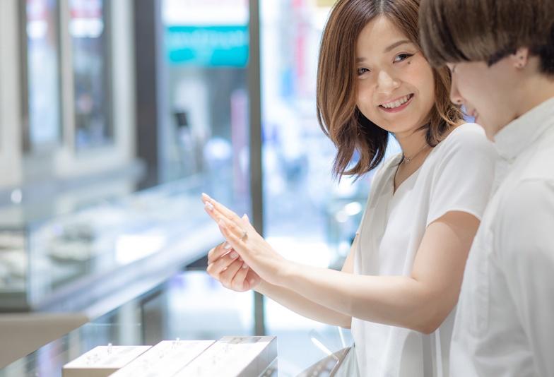 【浜松市】サイドデザインが決め手に!婚約指輪選びを大満足に終えた私のジュエリーストーリー