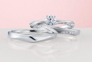 【金沢市】本物を知る大人花嫁に選ばれている結婚指輪❤カフェリング