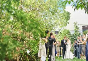 【浜松市】一日2組のみ!マンダリンアリュールの完全貸し切りで叶う自分たちの結婚式