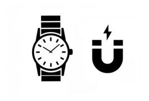 【飯田市】腕時計 「磁気帯び」  ~目に見えない脅威と対処法~