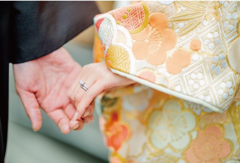 【愛知県一宮市】注目♡アラサー花嫁人気の和テイスト婚約指輪