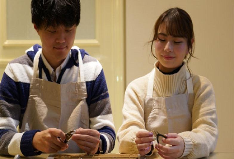 心斎橋なんばで手作り指輪が出来る結婚指輪専門店2
