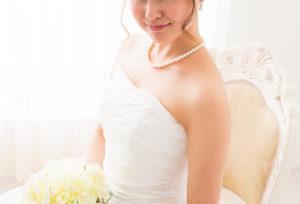【静岡市】一生モノの真珠ネックレスになる、大切な『花嫁真珠』