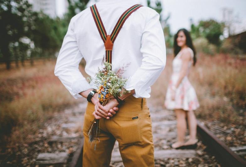 【大阪・心斎橋】サプライズプロポーズをお考えの男性様必見!銀の指輪プロポーズ