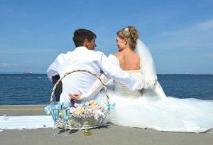 【山形】おまじない「サムシングブルー」を取り入れた結婚指輪で幸せになろう♡