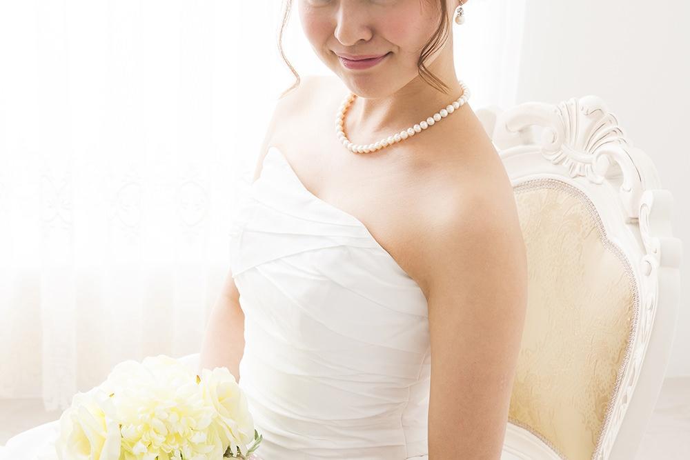 【浜松市】結婚する私が母と一緒に真珠ネックレスを選んでみました④