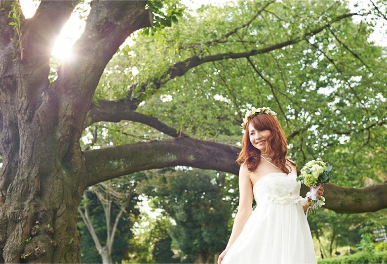 【新潟市】誕生石の結婚指輪【8月ペリドットのマリッジリング】