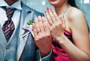 【浜松市】おふたりの絆が感じられる「桜」デザインの結婚指輪の魅力をご紹介♡