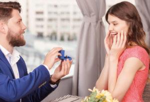 【静岡市】これではダメ!サイズがわからないから婚約指輪を諦めようとしている男性