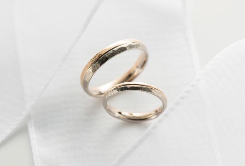 【広島市】マット加工がおしゃれな結婚指輪!ブランド別にご紹介