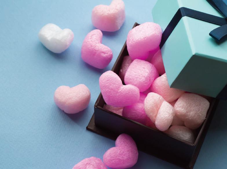 【福山市】2月14日はバレンタイン!チョコレートのお返しに婚約指輪でプロポーズ♡