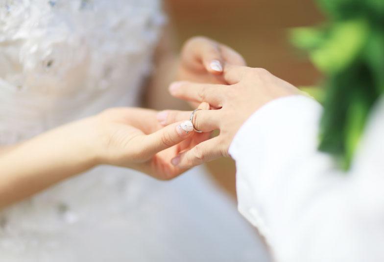 【福島市】日常使いの結婚指輪におすすめの純度と強度を合わせもつプラチナ!