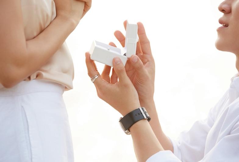 【石川県小松市イオンモール】婚約指輪で箱パカ!女性が思う、理想のプロポーズ♡
