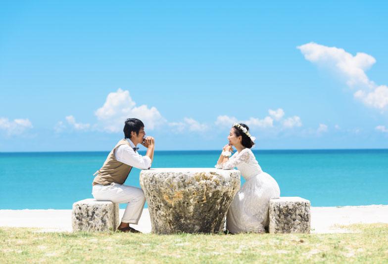 【郡山市】夏に人気なハワイアンジュエリーの結婚指輪!