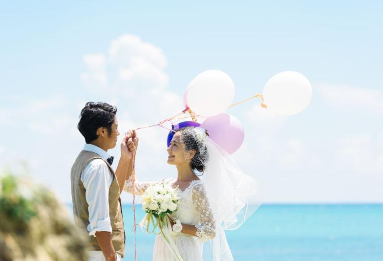 【愛知県一宮市】リゾート婚の方注目!海辺の結婚指輪プライベートビーチとは…