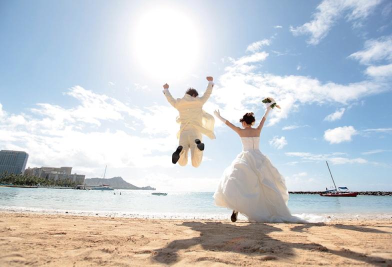 【福島市】結婚指輪はふたりの大好きなハワイアンジュエリーを選択!