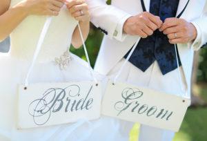 【郡山市】結婚指輪の内側にブルーのお守りを‼︎