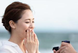 【沖縄県】突然のプロポーズ。本当に嬉しくてびっくり!私のプロポーズ体験談