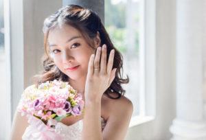 【久留米市】金属アレルギーの少ない結婚指輪を探したら見つけました!